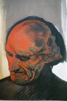 Antonin Artaud 65X50 (vendu)