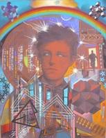 Arthur Rimbaud 65X50